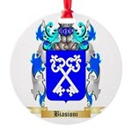 Biasioni Round Ornament