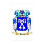 Biasio Sticker (Rectangle 50 pk)
