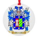 Biancotti Round Ornament