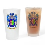Biancotti Drinking Glass