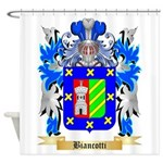 Biancotti Shower Curtain