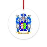 Biancotti Ornament (Round)