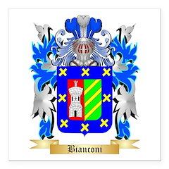 Bianconi Square Car Magnet 3