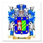 Biancoli Square Car Magnet 3