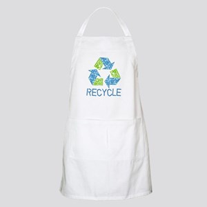 Recycle Symbol Light Apron