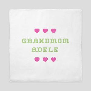 Grandmom Adele Queen Duvet