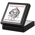 Daughter Home Keepsake Box