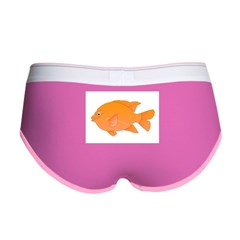 Garibaldi Damselfish fish Women's Boy Brief