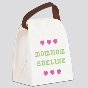 MomMom Adeline Canvas Lunch Bag