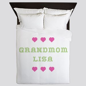 Grandmom Lisa Queen Duvet