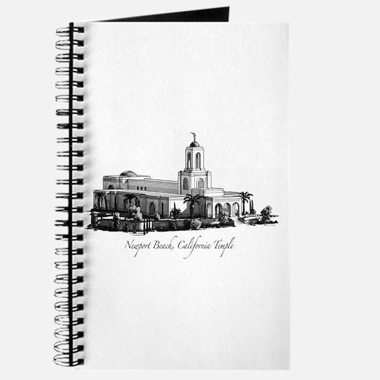 Newport Beach, California Tem Journal