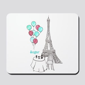 Paris Love Mousepad