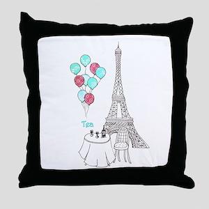 Sweet Dream Paper Throw Pillow