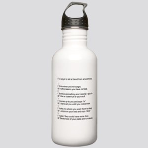 five ways to tell Water Bottle