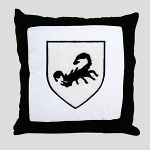 Rhodesian Special Forces Throw Pillow