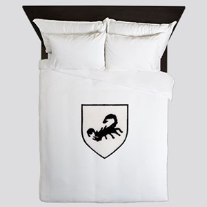 Rhodesian Special Forces Queen Duvet