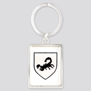 Rhodesian Special Forces Portrait Keychain