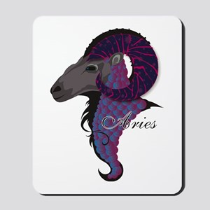 Starlight Aries Mousepad