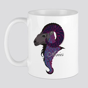 Starlight Aries Mug