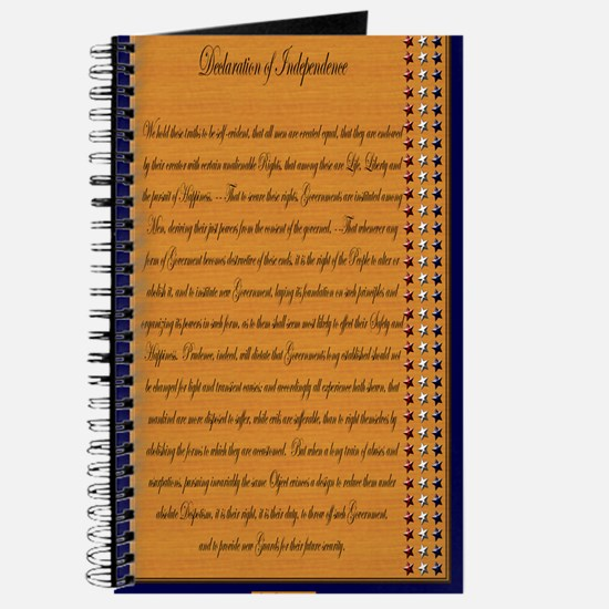 Declaration of Independence Journal