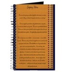 Gettysburg Address Journal