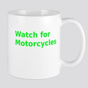 Watch for Motorcycles Mug