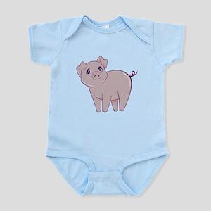 Cute little piggy Body Suit