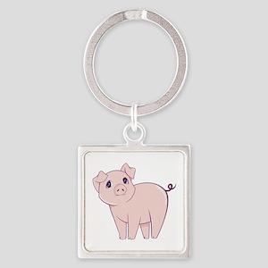 Cute little piggy Keychains