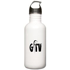 Ghost Connection Main Logo Water Bottle
