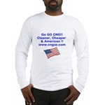 Go CNG Long Sleeve T-Shirt