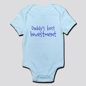 Daddys best Investment Body Suit