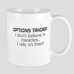 Options Trader - Miracles Mug