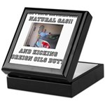 American natural gas Keepsake Box