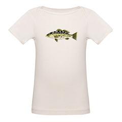 Calico Kelp Bass fish T-Shirt