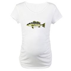 Calico Kelp Bass fish Shirt