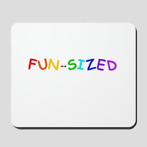 Fun-sized Mousepad