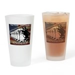 Parkway Chorale loud and proud Drinking Glass