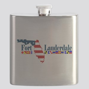 Fort Lauderdale - Map Design. Flask