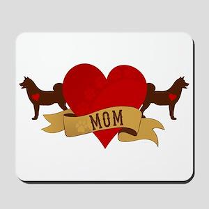 Akita Mom Mousepad