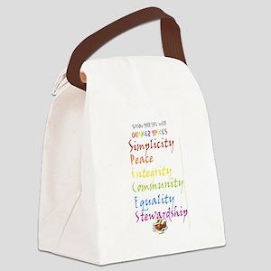 Quaker Spices Canvas Lunch Bag