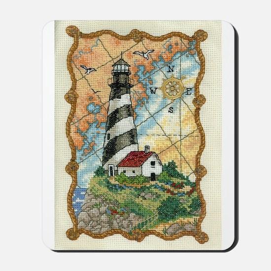 Lighthouse Lrg Mousepad