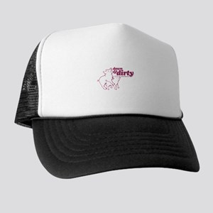 Year of The Pig 2007 Trucker Hat