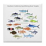 Southern California Sportfishing Targets Tile Coas
