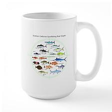 Southern California Sportfishing Targets Mug