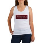 Greater Worcester Opera Logo Tank Top