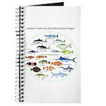 Southern California Sportfishing Targets Journal