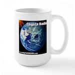 Coyote Radio Large Mug