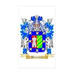 Bianchini Sticker (Rectangle 50 pk)
