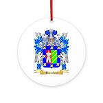 Bianchini Ornament (Round)