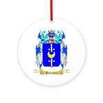 Bialowitz Ornament (Round)